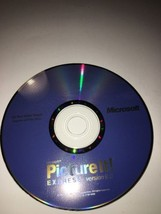 Microsoft Picture It!Express Version 9.0-Copyright 96-02-P/N 5187-4688-V... - $30.94