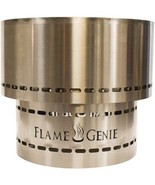 Flame Genie FG-19-SS Flame Genie INFERNO Wood Pellet Fire Pit (Stainless... - $349.00