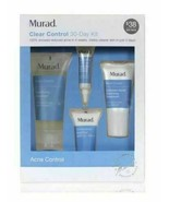 Murad Clear Control 30 Day Discovery Kit Featuring Acne Clearing Solutio... - $15.83