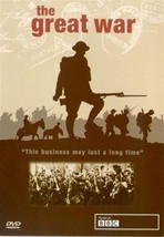 the Great War BBC Series DVD - $55.99