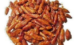 Dried Chile Piri Piri Pili Pili African Bird's Eye Spicy Hot Spices of t... - $9.99