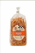 Al Dente Spicy Sesame Linguine Pasta, 12 Oz (Pack of 6) - $17.81