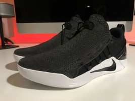 Nike Kobe A.D. NXT 882049-007 SZ 10 Black Silver White Toggle Basketball... - $178.20