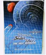 The Making of Star Trek the Next Generation 1994 Collector's Edition Skybox - $24.95