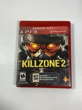 Killzone 2 (Sony PlayStation 3, 2009) PS3 Greatest Hits NO MANUAL - $4.99