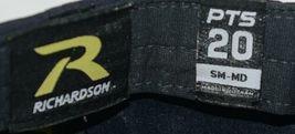 Richardson Pulse R Flexfit Small Medium PTS 20 Uform Visor Grey Navy Blue image 7