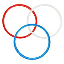 3 Pack Silicone Sealing Ring for Instant Pot Accessories 6 Quart Seal La... - $14.40