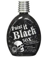 Millennium Tanning Paint It Black 50X,13.5 Oz - $16.31