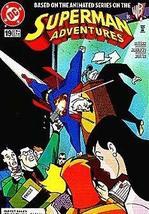 Superman Adventures (1996 series) #19 [Comic] [Jan 01, 1996] DC Comics - $4.89