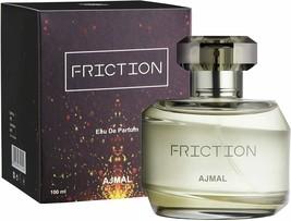 Ajmal Friction EDP 100ml Citrus perfume for Men free shipping NEW SEALED - $38.00