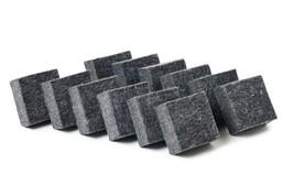 Charles Leonard Multi-Purpose Felt Erasers Class Pack 2 x 2 Inches Each ... - $10.14
