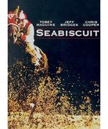 Seabiscuit (DVD, 2003, Widescreen) - £5.38 GBP