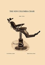 The New Columbia Chair by H. D. Justi & Son - Art Print - $19.99+