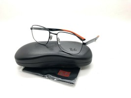 Ray-Ban BLACK RX6423 - Designer Spectacle Frames with Case 2999 53MM - $77.57