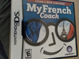 Nintendo DS My French Coach image 1