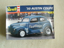 FACTORY SEALED '50 Austin Coupe by Revell #85-7120 - $47.51