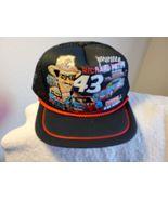 OLD VTG '90's #43 Richard Petty--3-D Graphics on a Black Mesh Trucker ba... - $25.00