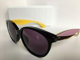 New Christian DIOR Envol3 LVGBN Black Women's Sunglasses Italy - $389.99