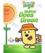 Wow Wow Wubbzy: Wubbzy Goes Green (DVD, 2010)-Brand New/Sealed - $7.43