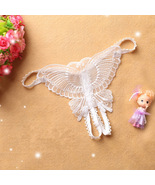 Butterfly Shaped Crotch Underwear Lingerie Panties - $15.86
