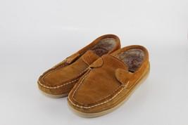 clarks men suede slippers - $128.95 CAD