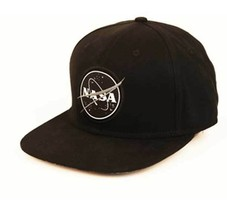 NASA Glow in the Dark USA Space Galaxy Snapback Baseball Cap Hat SB03983... - $18.99