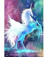 Haunted Guardian Unicorn Amulet Healing Protection Grounding Earth Natur... - $85.00