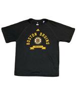 Boston Bruins Hockey Adidas T-Shirt Men's Size Large NHL - $25.74
