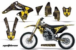 Dirt Bike Graphics Kit Decal Wrap For Suzuki RMZ250 RMZ 250 2010-2016 ML... - $169.95