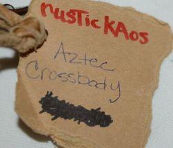 Rustic Kaos Crossbody Purse Aztec Print Adjustable Strap image 8