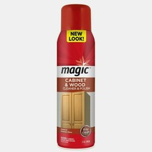2~Magic CABINET & WOOD CLEANER Polish 17 oz Hide Scratches Remove Dirt S... - $22.99
