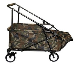 Impact Canopy Folding Utility Wagon, Collapsible, All Terrain Beach Wago... - $106.10