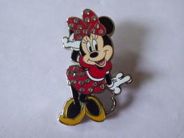 Disney Intercambio Broches Minnie Mouse Claro Joya Sarcófago Lazo - $9.46
