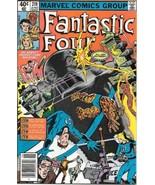 Fantastic Four Comic Book #219 Marvel Comics 1980 VERY FINE- - $3.50