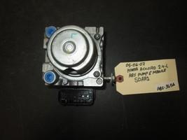 05 06 07 HONDA ACCORD 2.4L ABS PUMP & MODULE #SDAA2 - $49.50