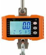 Hyindoor 2204.6lbs Scale Hook Resistant Scales Digital Crane Screen LED - $369.96