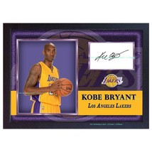 Kobe Bryant LA Lakers NBA signed autograph photo print picture Basketbal... - $19.27