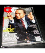GQ Gentlemen's Quarterly Magazine Nov 2008 JIMMY KIMMEL 25 Sexiest Women... - $11.99