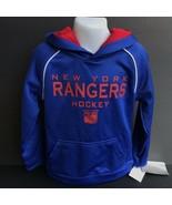 NHL New York Rangers Hoodie Sweatshirt Youth Size M (8/10) - NEW -AW - $34.99