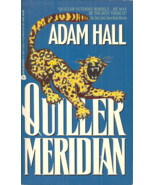 QUILLER MERIDIAN -  Adam Hall - QUILLER SERIES #17 - TRANS SIBERIAN RAIL... - $4.50