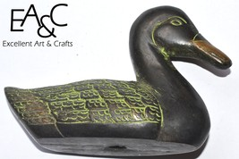 Brass made Statue of Duck (Paper Weight) - $34.00