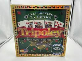 Tripoley 75th anniversary board game 2006 - $33.00