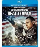 Seal Team 8: Behind Enemy Lines (Blu-ray, 2014) - £7.86 GBP