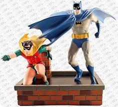 Silver Age Batman & Robin Statue by DC Comics - €243,22 EUR