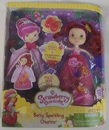 Strawberry Shortcake Berry Sparkling Charms doll - New - $18.50