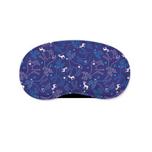 Reindeer and Snowflakes Sleeping Mask - $326,25 MXN+