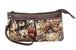 Creative Cartoon Knitting Cloth Ladies Clutch Handbags Fashion Coin Purse A