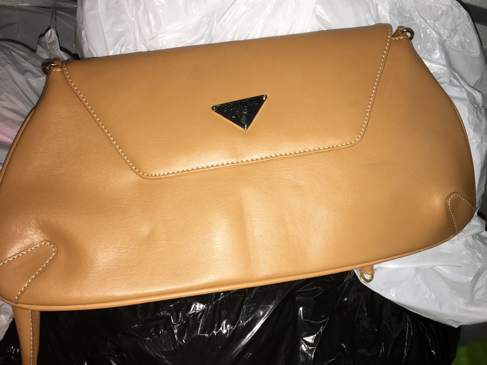 47cf6cde23db Prada handbag and 50 similar items. 9e2fd38e 6092 4d31 8a4c 15a8ad2887b9