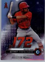 2019 Bowman Chrome Stat Tracker Baseball You Pick NM/MT 1 - 30 - $0.99+