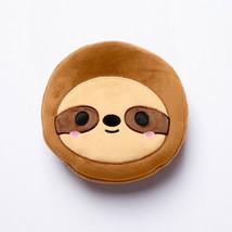 Sloth Relaxeazzz Plush Round Travel Pillow & Eye Mask Set - $20.33